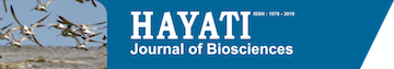 HAYATI Journal of Biosciences